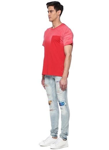 Amiri Tişört Kırmızı
